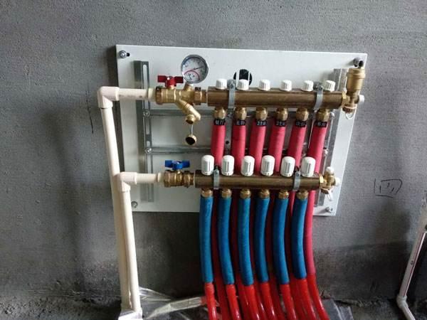 分集水器连接管
